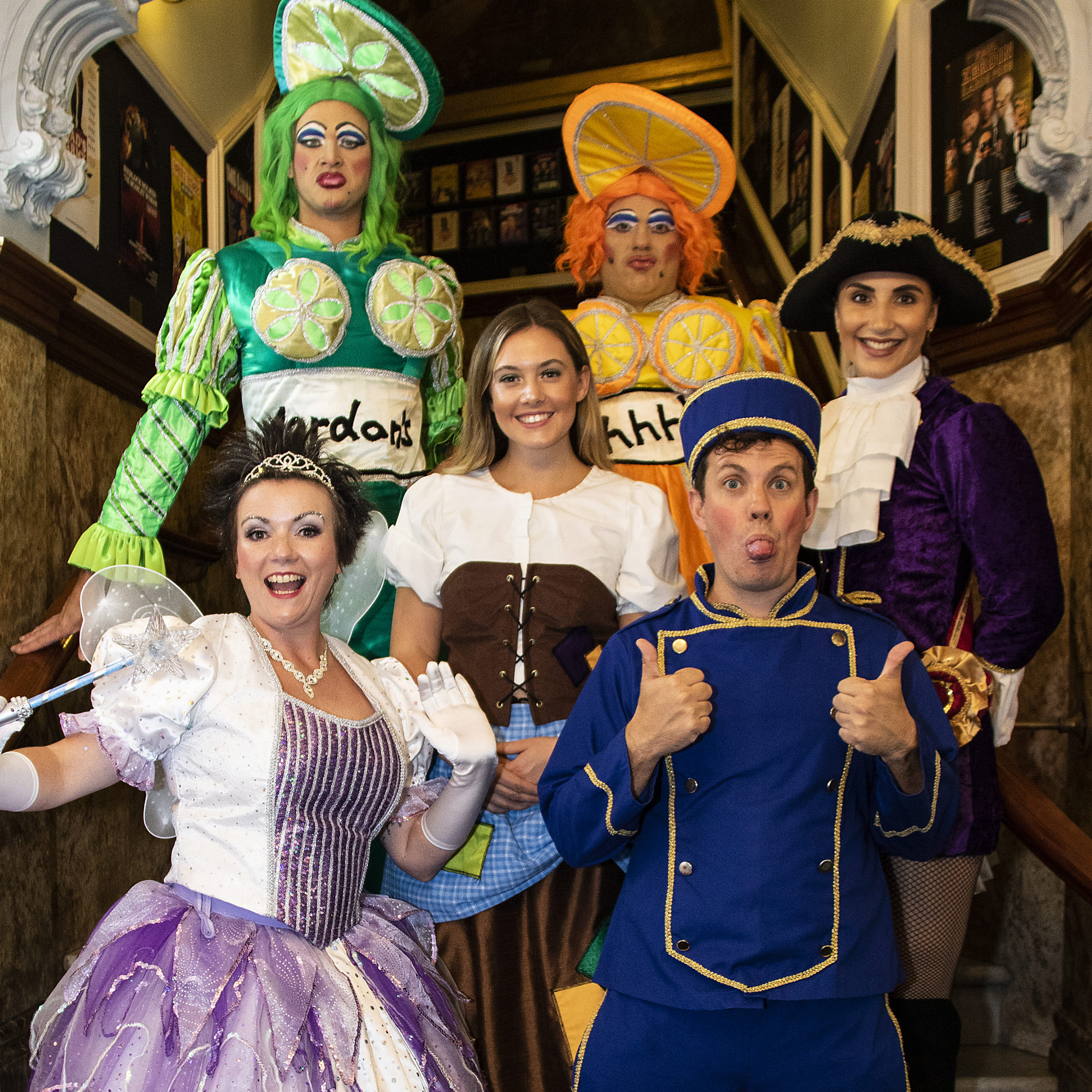 Portsmouth Panto Launch 21