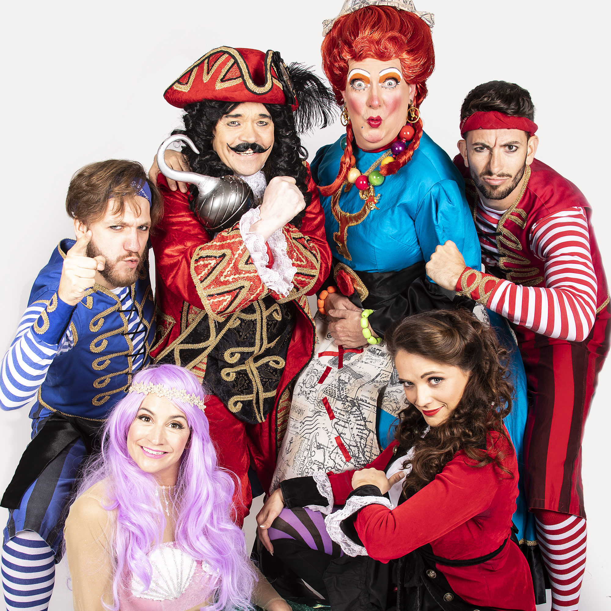 Rickmansworth Panto Launch 2019