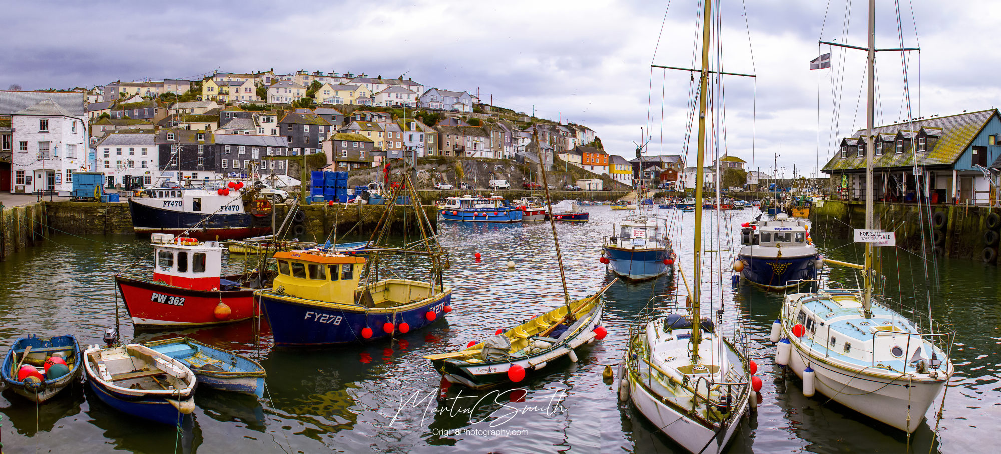 Cornish Harbour