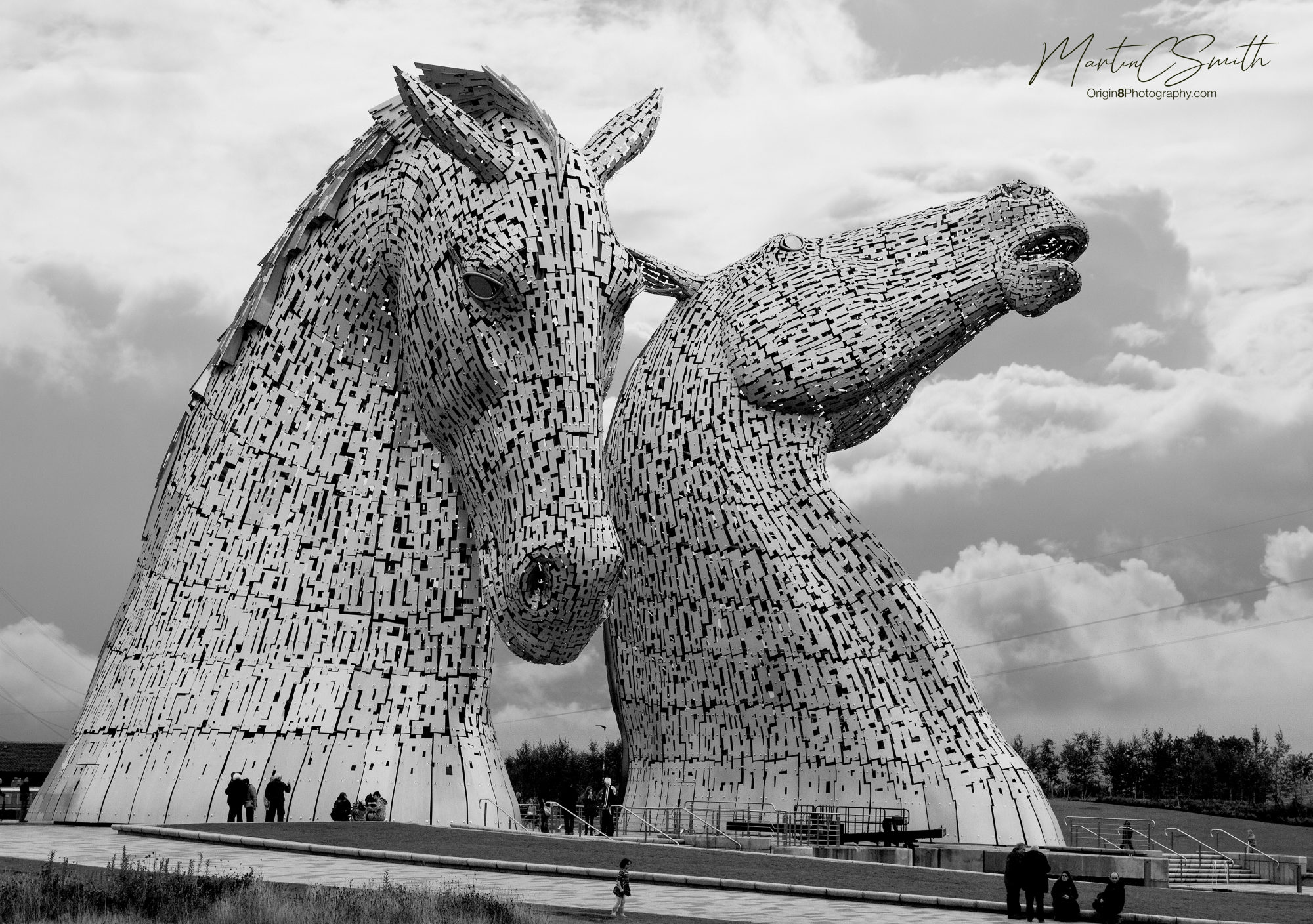 Kelpies - Scotland